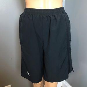 Under Armor Running Shorts Black inside pants S